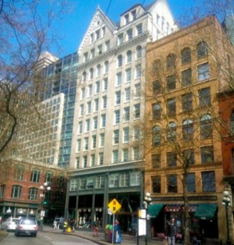 Procuring a 4-story historic structure for United Way's new headquarters.